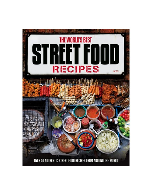 Street food recipe book esdotia street food recipe book experience a feast for the senses with mouth watering street food from around the world capture the tastes of europe asia forumfinder Choice Image