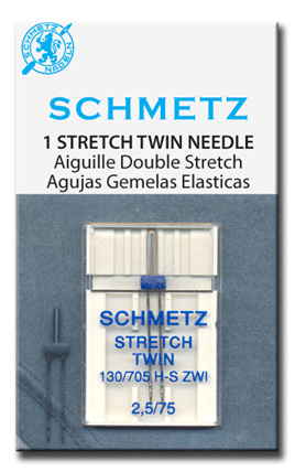 Stretch Twin Needle