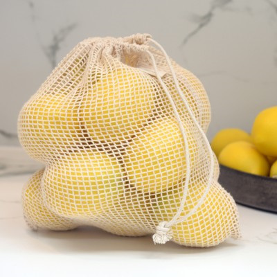 String Fresh Produce Bags - set of 2