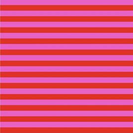 Stripe Peony