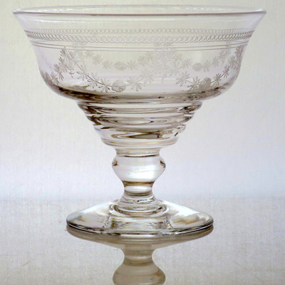 Stuart sundae glasses
