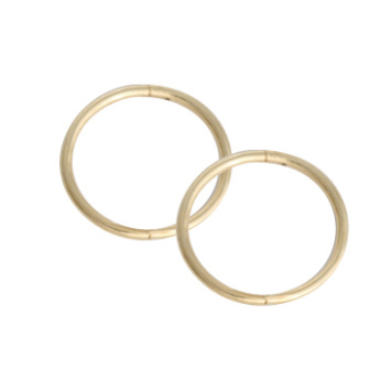 STUDEX SLEEPERS 14MM GOLD