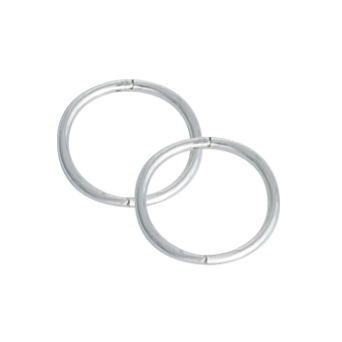 STUDEX SLEEPERS 16MM SILVER
