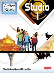 Studio 1 ActiveBook International Subscription