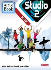 Studio 2 Rouge ActiveBook International Subscription