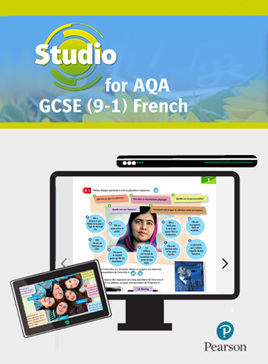 Studio AQA GCSE ActiveLearn Digital Service International Subscription