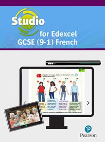 Studio Edexcel GCSE ActiveLearn Digital Service International Subscription