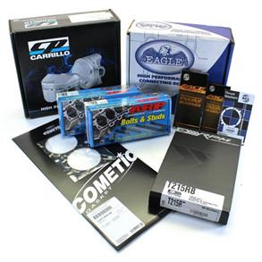 Subaru EJ20 Engine Rebuild Package - CP Pistons & Eagle Rods