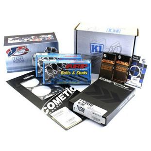 Subaru EJ20 Engine Rebuild Package - JE Pistons & K1 Rods