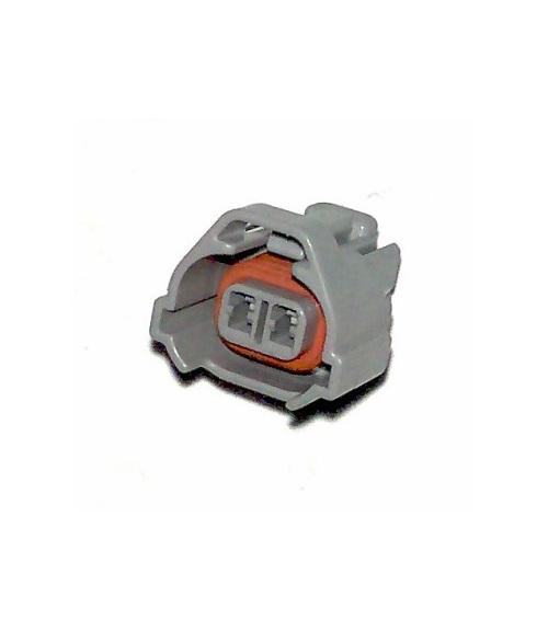 subaru injector connector grey