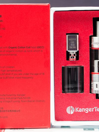 Subtank Nano by KangerTech