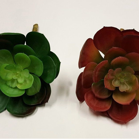 Succulent floral 1873 Green