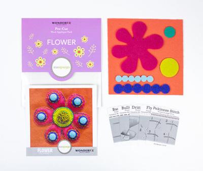 Sue Spargo Pre-Cut Flower