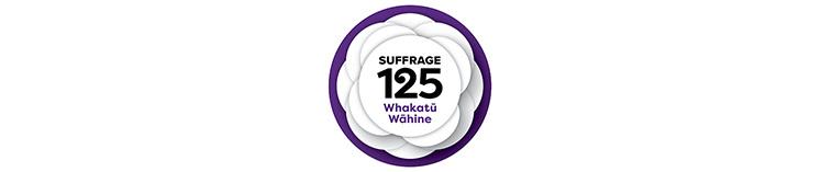 Suffrage 125 Symbol