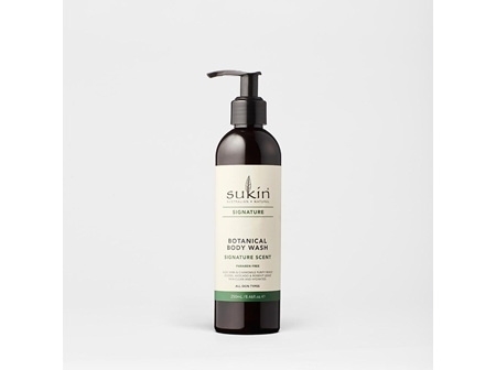 SUKIN BOTANICAL BODY WASH 250ml
