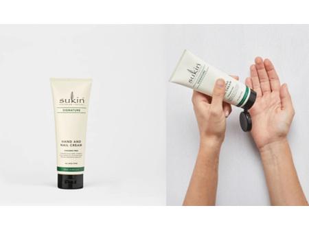 Sukin Hand and Nail Cream Tube 125 ml