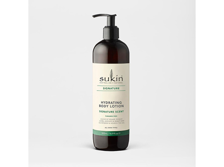 SUKIN HYDRATING BODY LOTION 500ml
