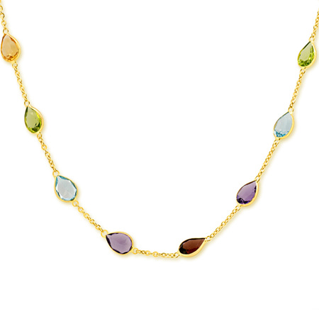 Summer Colours Necklace