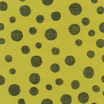 Summer Daze Circles Green