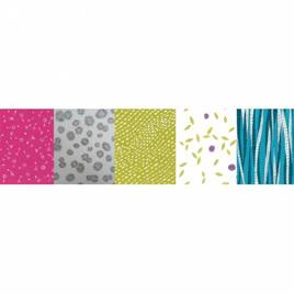 Summer Daze Panel Stripe Multi NT80150105