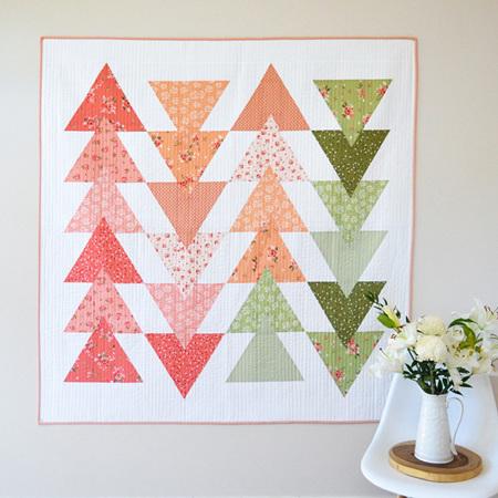 Summer Stroll Quilt Pattern