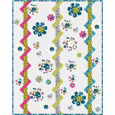 Summer Vine Quilt Kit
