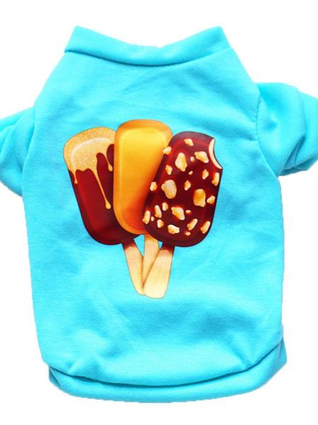 Summertime ice cream shirt