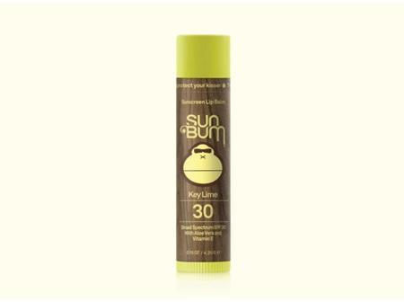 SUN BUM Lip Balm SPF15 Key Lime