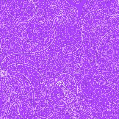 Sun Print - Depth Aster