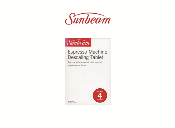 Sunbeam Espresso Descaling Tablets