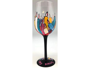 Sunbird Wine Glass