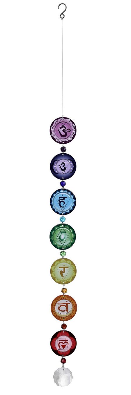 Suncatcher Seven Chakras