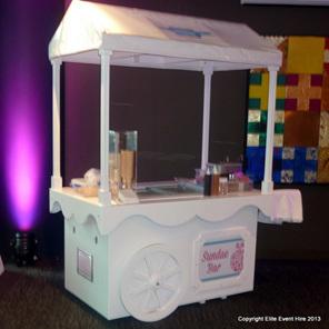 sundae-bar-icecream-ice ceam-cart-hire-new zealand