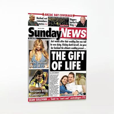 Sunday NEWS