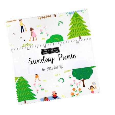 Sunday Picnic FQ Bundle