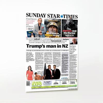 Sunday Star Times