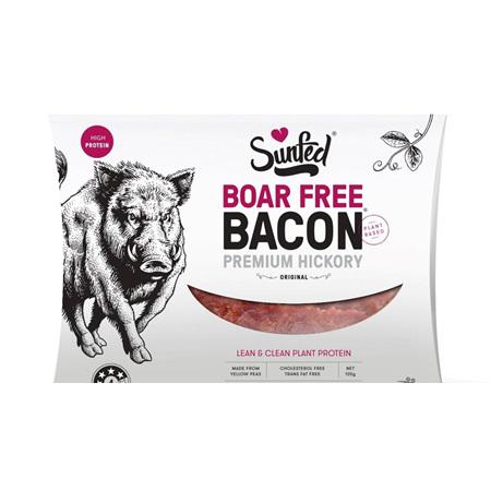 Sunfed Boar Free Bacon