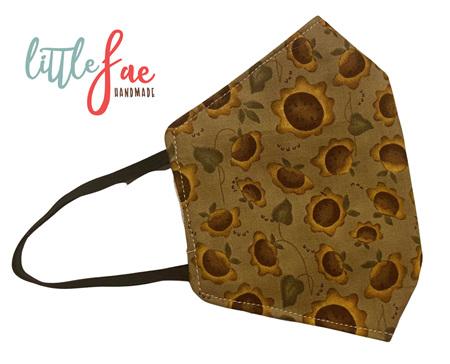 Sunflower Face Masks