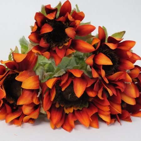 Sunflower posy 4083