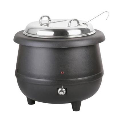 Sunnex Electric Soup Kettle & Ladle  10 Litre