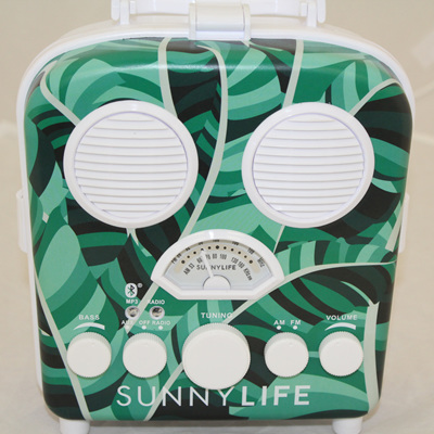 SunnyLife Beach Sounds Banana Palm - Bluetooth