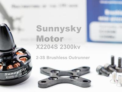 Sunnysky X2204S 2300kv Motor