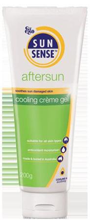 SunSense Aftersun Cooling Creme Gel - 200g