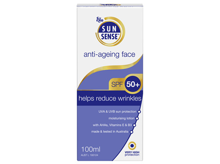 SunSense AntiAgeing Face