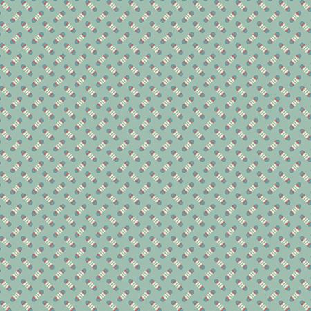 Super Bloom Sweet Pea Dusty Blue A-9459-B