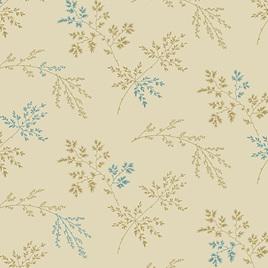 Super Bloom Twigs Light Khaki A-9454-L