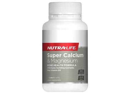 Super Calcium & Magnesium Caps 90s
