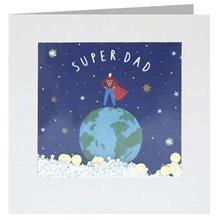 Super Dad, Shakies Card