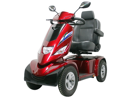 Super Heavy Duty Long Range Robust Mobility Scooter HS 928