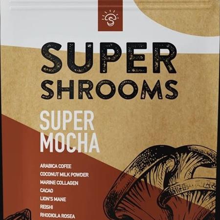 Super Shrooms Mocha 128g